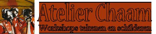 Veel plezier voor weinig geld – Atelier Chaam Logo